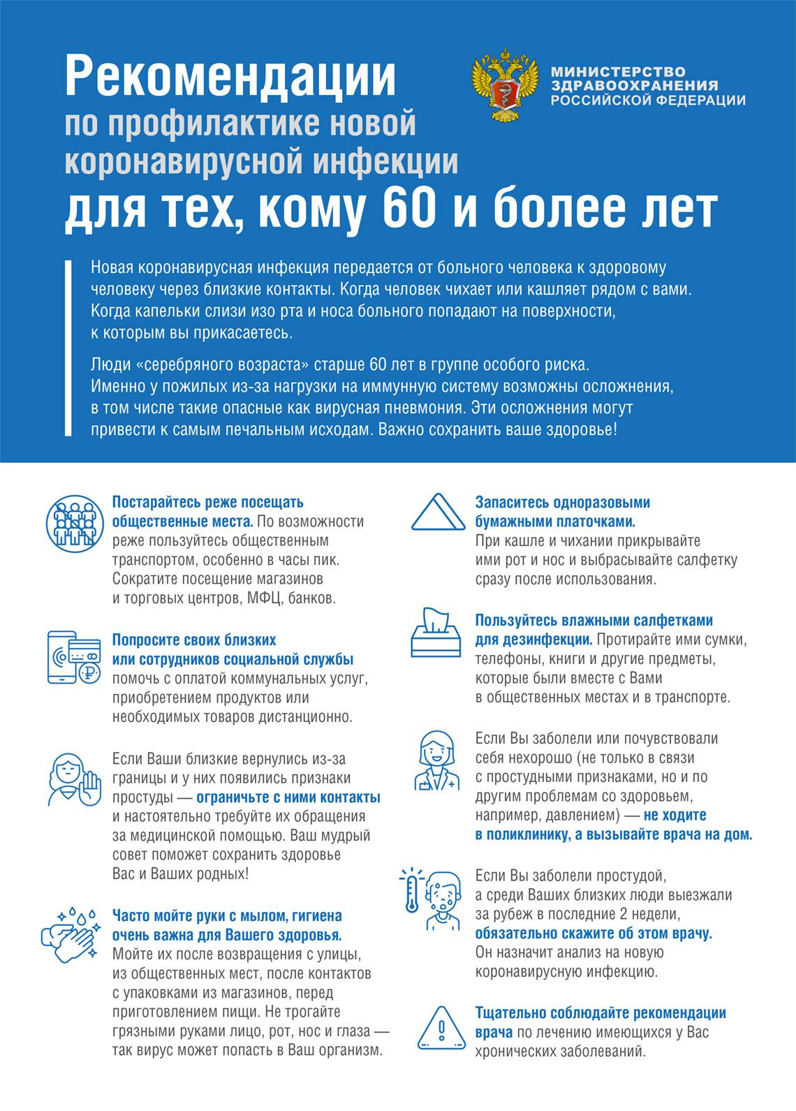 Для профилактики коронавируса используйте дистанционные сервисы НО РФКР